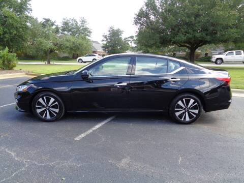 2019 Nissan Altima for sale at BALKCUM AUTO INC in Wilmington NC