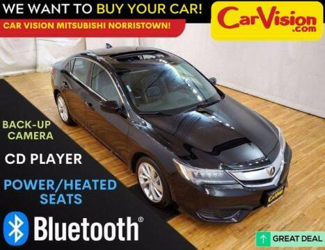 2017 Acura ILX for sale at Car Vision Mitsubishi Norristown in Trooper PA