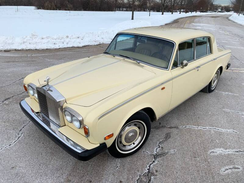 1975 Rolls-Royce Silver Shadow for sale at Park Ward Motors Museum - Park Ward Motors in Crystal Lake IL