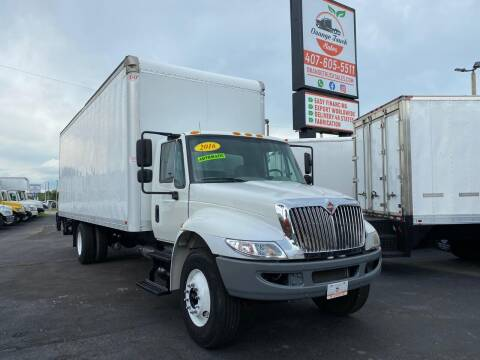2016 International DuraStar 4300 for sale at Orange Truck Sales in Orlando FL