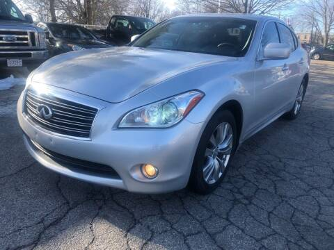 2012 Infiniti M37 for sale at Welcome Motors LLC in Haverhill MA