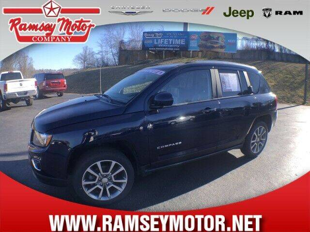 2015 Jeep Compass for sale at RAMSEY MOTOR CO in Harrison AR