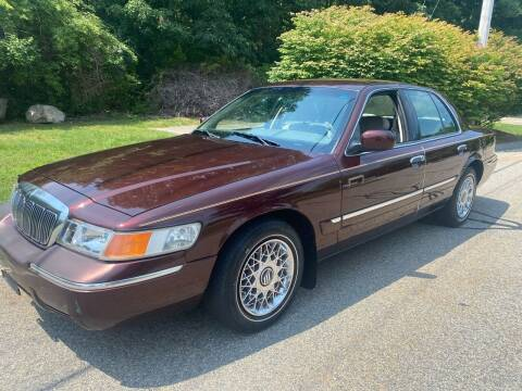 2001 Mercury Grand Marquis for sale at Padula Auto Sales in Braintree MA