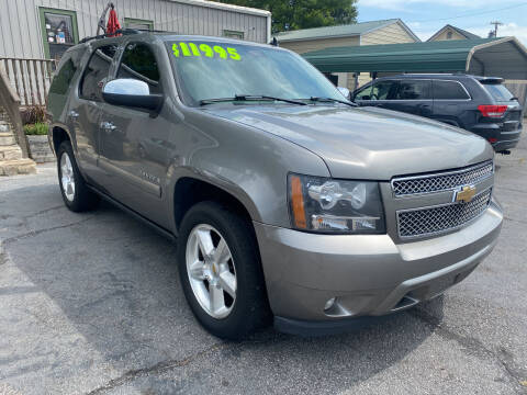 2008 Chevrolet Tahoe for sale at Allen's Auto Sales LLC in Greenville SC