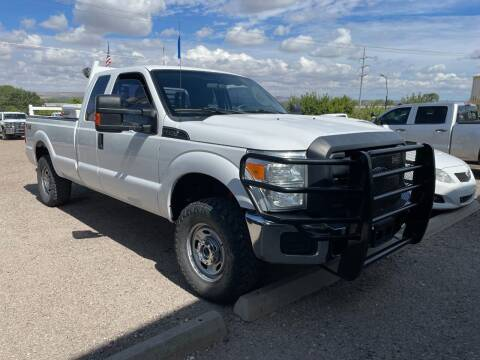 2015 Ford F-250 Super Duty for sale at Samcar Inc. in Albuquerque NM