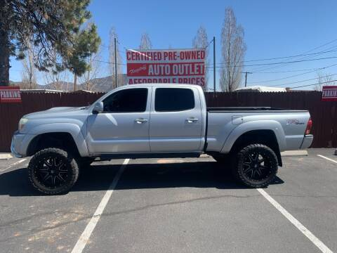 2006 Toyota Tacoma for sale at Flagstaff Auto Outlet in Flagstaff AZ