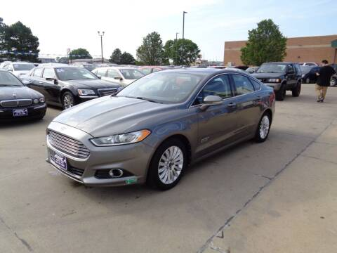 2013 Ford Fusion Energi for sale at America Auto Inc in South Sioux City NE