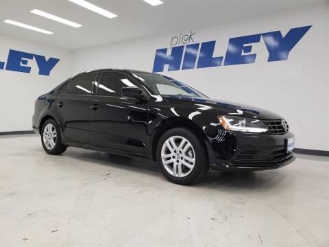 2018 Volkswagen Jetta for sale at HILEY MAZDA VOLKSWAGEN of ARLINGTON in Arlington TX