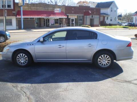 2007 Buick Lucerne for sale at Toledo Auto Finance Center in Toledo OH