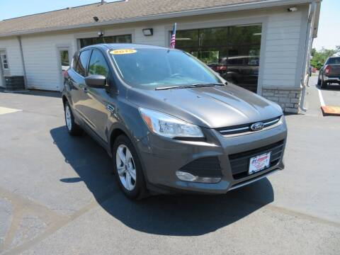 2015 Ford Escape for sale at Tri-County Pre-Owned Superstore in Reynoldsburg OH