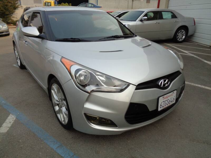 2013 Hyundai Veloster for sale at NorCal Auto Mart in Vacaville CA