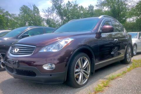 2014 Infiniti QX50 for sale at Top Line Import of Methuen in Methuen MA