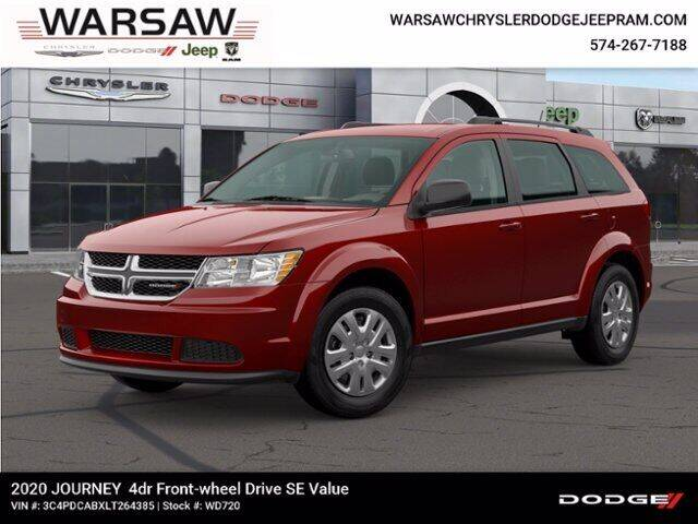 2020 Dodge Journey for sale in Warsaw, IN