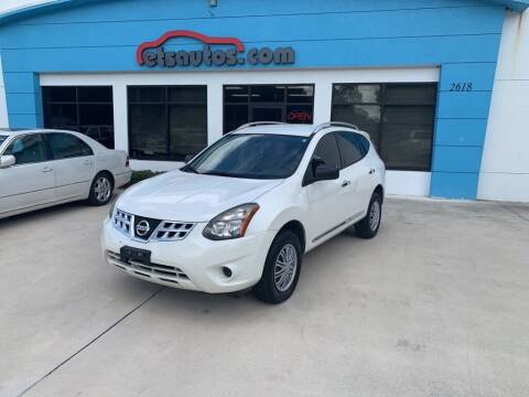 2015 Nissan Rogue Select for sale at ETS Autos Inc in Sanford FL