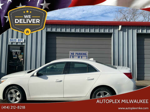 2014 Chevrolet Malibu for sale at Autoplex 3 in Milwaukee WI