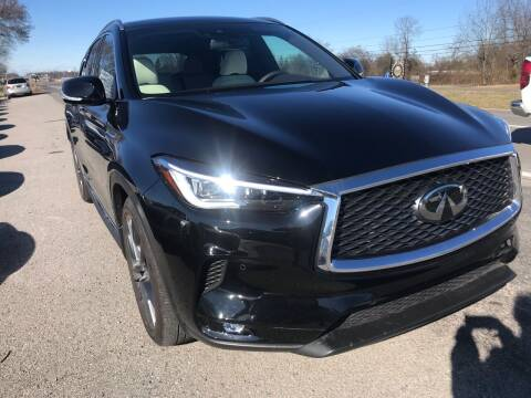 2019 Infiniti QX50 for sale at Tennessee Auto Brokers LLC in Murfreesboro TN