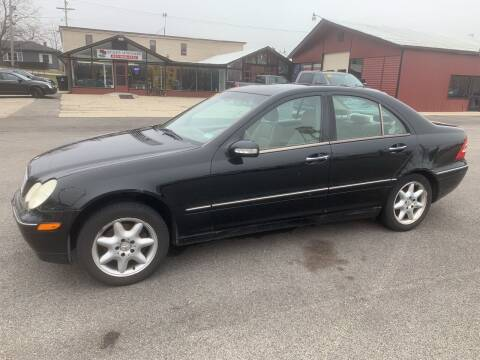 2003 Mercedes-Benz C-Class for sale at NJ Quality Auto Sales LLC in Richmond IL