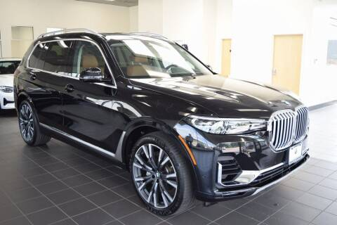 2019 BMW X7 for sale at BMW OF NEWPORT in Middletown RI