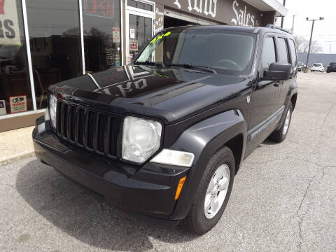 2009 Jeep Liberty for sale at Arko Auto Sales in Eastlake OH