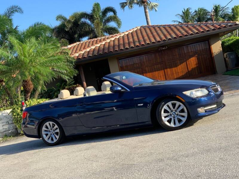 2012 BMW 3 Series for sale at Citywide Auto Group LLC in Pompano Beach FL