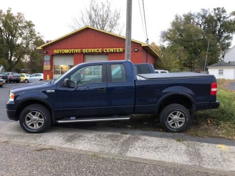2008 Ford F-150 for sale at ASC Auto Sales in Marcy NY