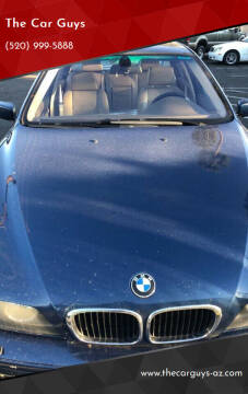 2003 BMW 5 Series for sale at The Car Guys in Tucson AZ