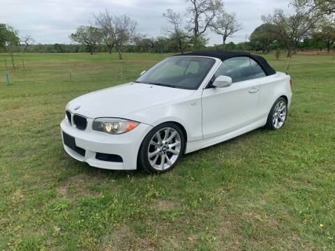 2012 BMW 1 Series for sale at Carz Of Texas Auto Sales in San Antonio TX