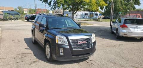 2011 GMC Terrain for sale at Harvey Auto Sales, LLC. in Flint MI
