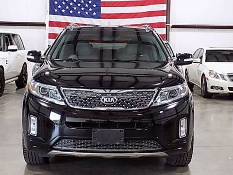 2014 Kia Sorento for sale at Texas Motor Sport in Houston TX