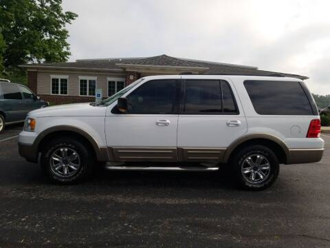 2003 Ford Expedition for sale at Pierce Automotive, Inc. in Antwerp OH