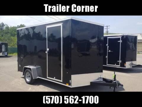 2022 Look Trailers STLC 7X12 - UTV HEIGHT