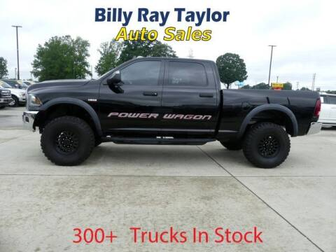 2015 RAM Ram Pickup 2500 for sale at Billy Ray Taylor Auto Sales in Cullman AL