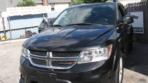 2013 Dodge Journey for sale at JERRY'S AUTO SALES in Staten Island NY