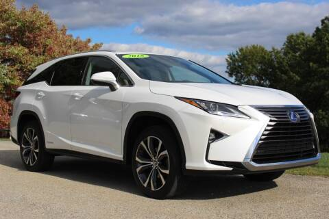 2018 Lexus RX 450hL for sale at Harrison Auto Sales in Irwin PA