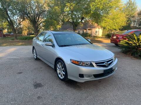 2006 Acura TSX for sale at CARWIN MOTORS in Katy TX