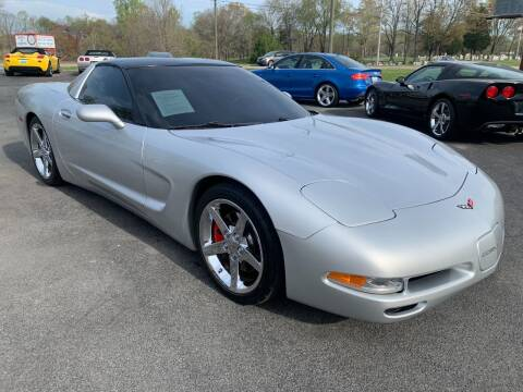 2001 Chevrolet Corvette for sale at Hillside Motors in Jamestown KY