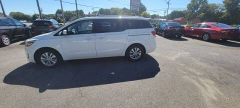 2015 Kia Sedona for sale at Adams Auto Group Inc. in Charlotte NC