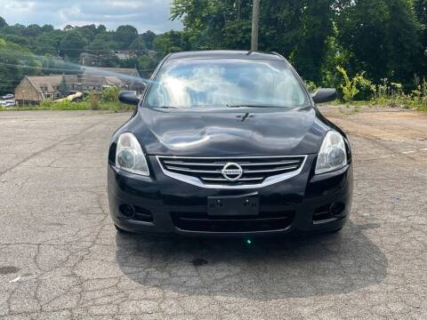 2012 Nissan Altima for sale at Car ConneXion Inc in Knoxville TN