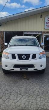2010 Nissan Armada for sale at Chicago Auto Exchange in South Chicago Heights IL