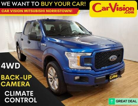 2018 Ford F-150 for sale at Car Vision Mitsubishi Norristown in Trooper PA