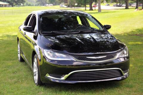 2015 Chrysler 200 for sale at Auto House Superstore in Terre Haute IN