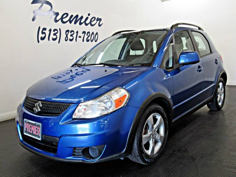2012 Suzuki SX4 Crossover for sale at Premier Automotive Group in Milford OH