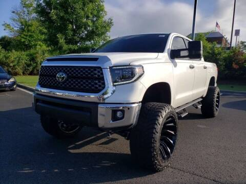 2020 Toyota Tundra for sale at Auto Solutions in Maryville TN