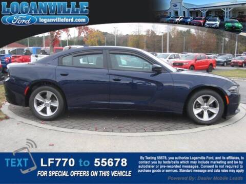 2017 Dodge Charger for sale at Loganville Ford in Loganville GA