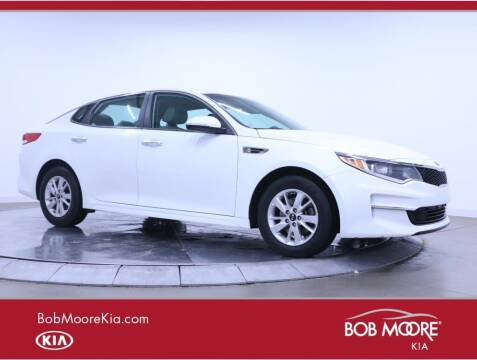 2017 Kia Optima for sale at Bob Moore Kia in Oklahoma City OK