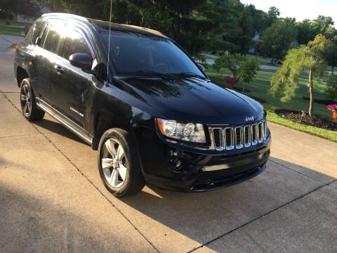 2013 Jeep Compass for sale at Payless Auto Sales LLC in Cleveland OH