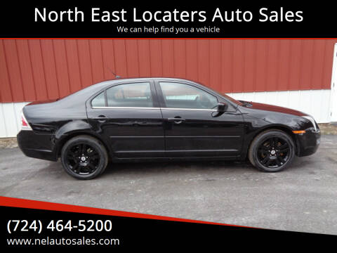 2009 Ford Fusion for sale at North East Locaters Auto Sales in Indiana PA