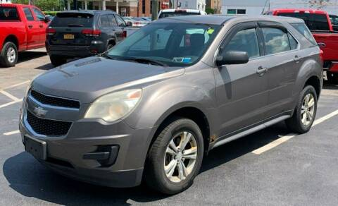 2010 Chevrolet Equinox for sale at GLOVECARS.COM LLC in Johnstown NY
