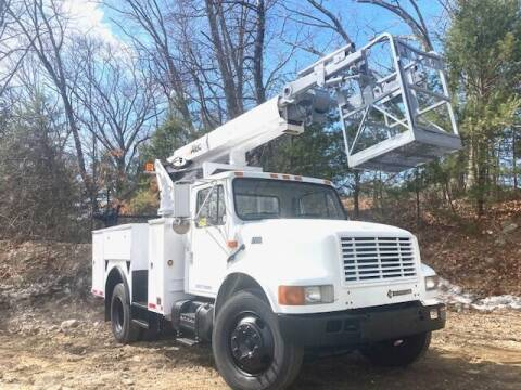 2000 International 4700 for sale at Bay Road Trucks in Rowley MA