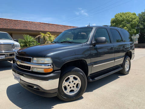2005 Chevrolet Tahoe for sale at Auto Hub, Inc. in Anaheim CA